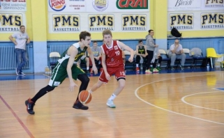 Lietuviai tarptautinį turnyrą baigė pergale
