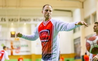 T.Kliučinykas – apie sėkmingą sezono pradžią ir treniruotes karantino sąlygomis