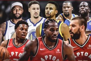 Bilietai į NBA finalo rungtynes Toronte - iki 45 tūkst. dolerių