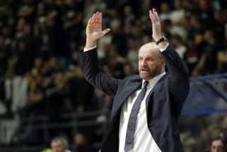 """Z.Mitrovičiaus atstovas: strategas nepereina į """"Bayern"""", siekia likti ASVEL"""