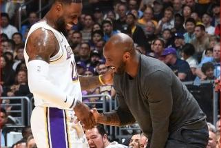 """K.Bryantas: """"Lakers"""" ir """"Clippers"""" konferencijos finale? Viskas eina link to"""""""