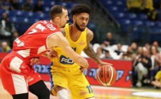 Izraelio čempionai pratęsė bendradarbiavimą su dviem žaidėjais