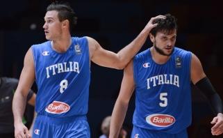 Italų krepšinio galvos bendru sprendimu pasirinko FIBA pusę