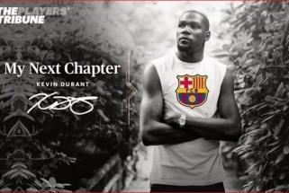 """Netikėta: K.Durantas jėgas norėtų išbandyti """"Barcelonoje"""""""
