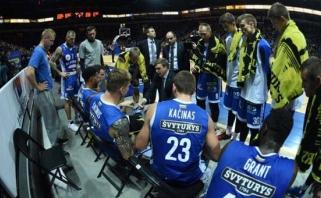 D.Adomaitis: kautis prieš PAOK tikrai ntetrūks motyvacijos