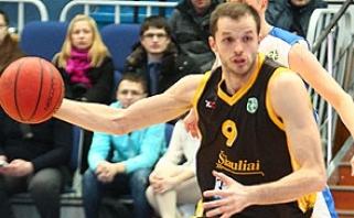 G.Leonavičius įvardino, jo nuomone, geriausią LKL krepšininką