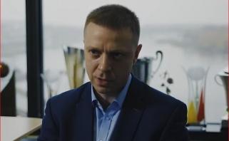 """""""Nematoma komanda"""": naujas filmas praskleidžia """"Žalgirio"""" užkulisius"""