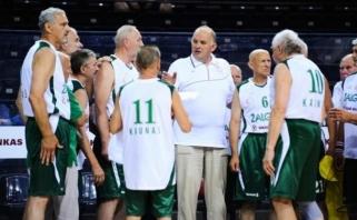 Anapilin iškeliavo krepšinio entuziastas, treneris Alvydas Šidlauskas