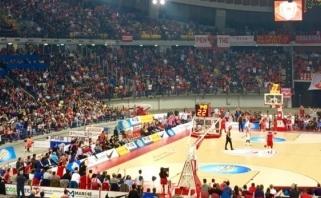 """Sprendimas priimtas: """"Olympiacos"""" pašalintas iš aukščiausios Graikijos lygos"""
