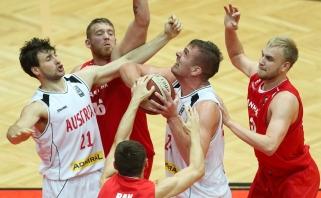 Eurobasket 2017: K.Kemzūros auklėtiniai laimėjo, vokiečiai gavo antausį (visi rezultatai)