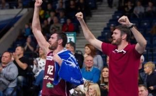 """""""Lietkabelis"""" namie palaužė Vokietijos čempionato lyderius (K.Maksvyčio komentaras)"""