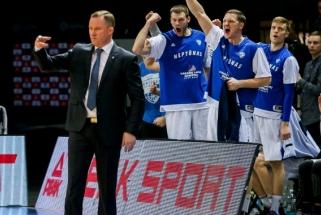 K.Maksvytis: Klaipėdoje sirgaliai yra išskirtiniai (varžovų trenerio, žaidėjų komentarai)