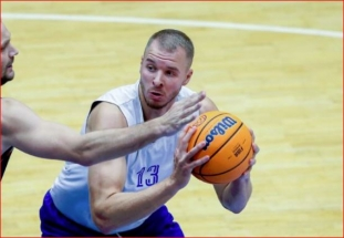 """""""Neptūnas"""" paskutiniame kontroliniame mače įveikė """"Ventspils"""""""
