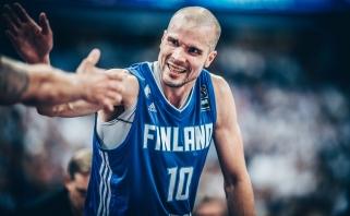 """Pirmoji sensacija """"Eurobasket 2017"""": prancūzai nusileido suomiams"""