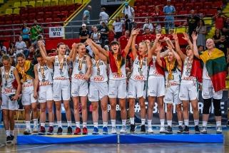 Į Lietuvą grįžusių Europos vicečempionių treneris: kol kas nesuvokiame, ką padarėme