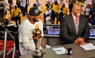 """""""Lakers"""" konsultuosis su L.Jamesu dėl naujų žaidėjų įsigijimo"""