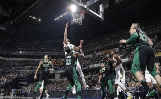 Puikiai žaidusio D.Sabonio klubo pergalių seriją nutraukė NBA lyderiai
