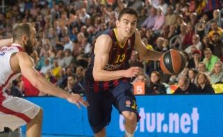"""Čekijos ir """"Barcelona"""" žvaigždė T.Satoransky pagaliau atvers NBA duris"""