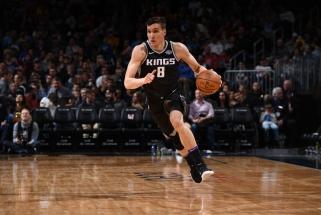 B.Bogdanovičiui atlikta kelio operacija, serbas praleis NBA sezono pradžią