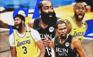 ESPN ekspertai labai aiškiai nurodė būsimo NBA sezono nugalėtojus
