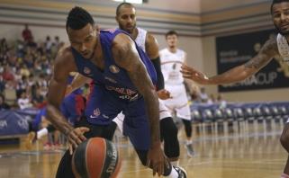 """Ikisezoninis desertas: """"Žalgiris"""" turnyro Turkijoje finale kausis su CSKA"""