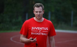 """""""Juventus"""" fizinio rengimo treneris: """"Visa komanda po truputį eina į priekį"""""""