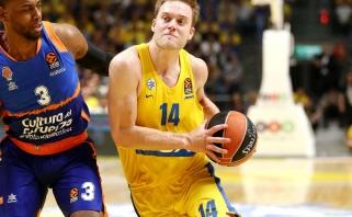 """Buvęs """"Žalgirio"""" gynėjas greičiausiai paliks """"Maccabi"""""""