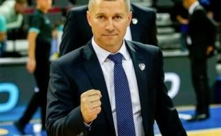 """""""Neptūnas"""" atleido vyriausiąjį trenerį"""