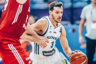 """""""Eurobasket 2017"""" atidarė nuostabus G.Dragičiaus pasirodymas ir slovėnų pergalė"""