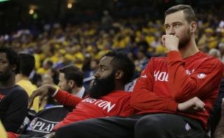 Įkalinto D.Motiejūno situacija - ne pirmoji NBA, bet unikali