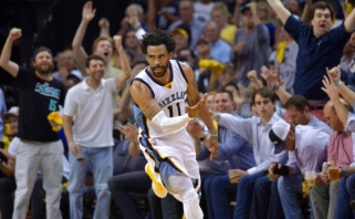 """""""Grizzlies"""" atgaivino intrigą serijoje su """"Spurs"""""""