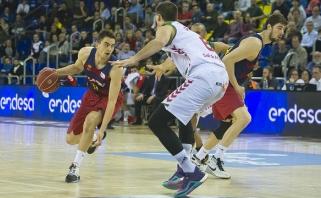 """Barcelona"" sutriuškino Eurolygos Finalo ketverto dalyvius"