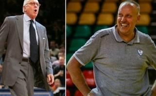 R.Kurtinaitis dėl darbo Italijoje nukonkuravo NBA čempioną