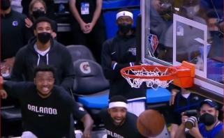 Žudikiškas šūvis paskutinę sekundę – gražiausias NBA nakties momentas
