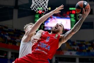 CSKA ant stalo deda naują sutartį M.Jamesui