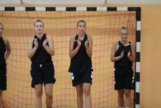 Šešiolikmetės pradėjo pasiruošimą Kaune vyksiančiam Europos čempionatui