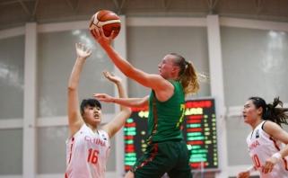 Lietuvos rinktinė dar kartą įveikė Baltarusijos krepšininkes (komentaras)