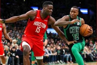 """Rockets"" derasi su ""Celtics"" dėl C.Capelos iškeitimo"