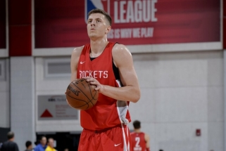 NBA G-lygos eksperimentas: vietoje dviejų ar trijų baudos metimų - vienas kelių taškų vertas bandymas