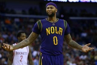 D.Cousinsui - automatinės NBA sankcijos, M.Morrisui - 25 tūkst. dolerių bauda