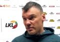 Auklėtinius budinti turėjęs Š.Jasikevičius prisiminė sudėtingą praėjusią savaitę