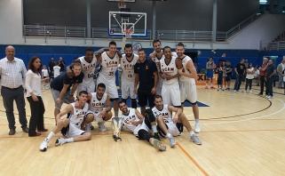 Turnyro Ispanijoje finale triumfavo M.Gecevičiaus ekipą įveikęs M.Pociaus klubas