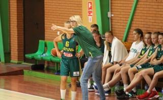 Lietuvos rinktinės pergalingai tęsia kovą dėl Baltijos taurės