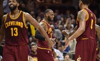 """NBA: įniršį išlieję čempionai, atsigaunantis B.Griffinas ir sensacinga """"Heat"""" serija"""