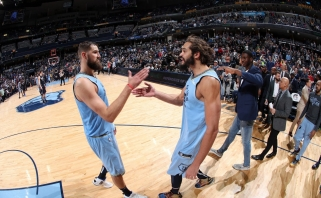 """J.Noah: nėra komandos, su kuria labiau norėjau tapti čempionu, nei su """"Clippers"""""""