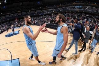 """Čempionu su """"Clippers"""" trokštantis tapti J.Noah liks komandoje iki sezono pabaigos"""