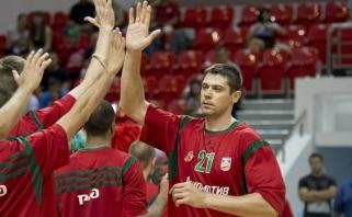 """Buvęs """"Neptūno"""" ir """"Sakalų"""" žaidėjas G.Šuchavcovas palieka """"Lietuvos ryto"""" varžovų komandą"""