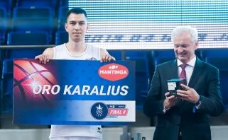 Rytis Pipiras – NKL dėjimų konkurso laimėtojas