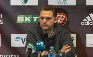 Schilleris nesureikšmina Šaro buvusio statuso: tai iššūkis, nes jis yra puikus treneris