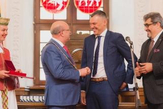 Š.Jasikevičius oficialiai pripažintas Kauno miesto garbės piliečiu